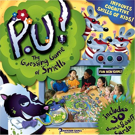 P.U. The Guessing Game of Smells