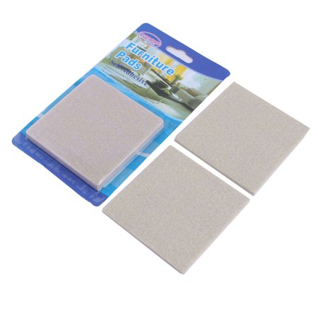 Home Square Table Chair Furniture Protector Felt Pads Cushion Mat 84 X 84mm 4pcs