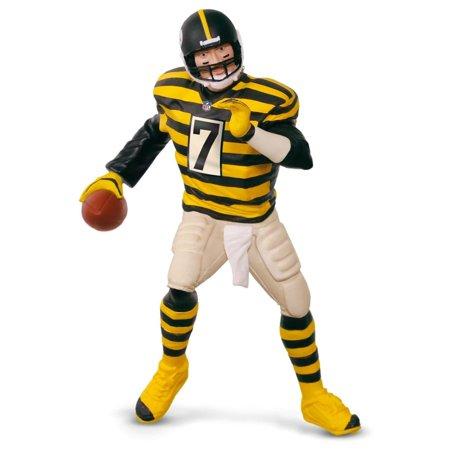 Hallmark Keepsake 2016  NFL Pittsburgh Steelers Ben Roethlisberger - Steeler Ornaments