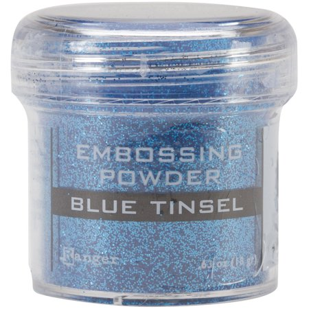 Ranger Embossing Powder Blue (Blue Embossing Powder)