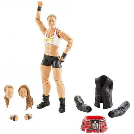 WWE Ultimate Edition Ronda Rousey Action Figure ()
