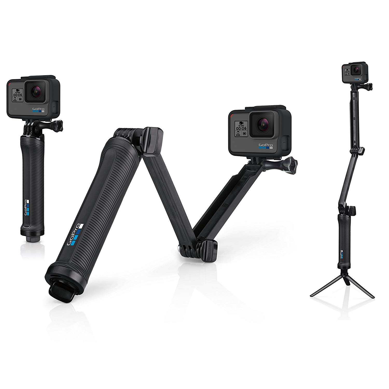 GoPro 3-Way Grip-Arm-Tripod