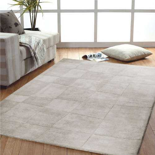 Jovi Home Structure Ecru Area Rug