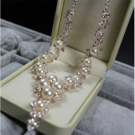 Fashion Clavicular Brilliant Diamond Crystal Necklace Charms Pendant Necklaces H Brilliant Crystal Jewelry
