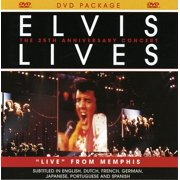 Elvis Lives: The 25th Anniversary Concert by EMI Video