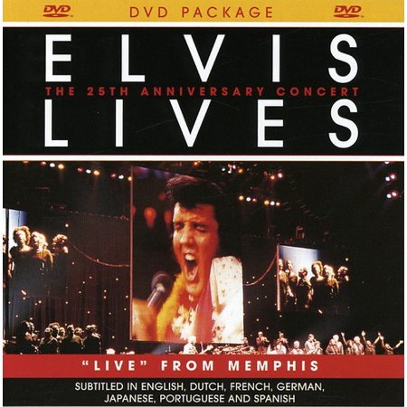 Elvis Lives: The 25th Anniversary Concert (DVD)