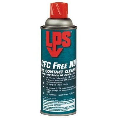 LVC CONTACT CLEANER 11 OZ LVC CONTACT CLEANER 11 OZ