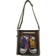 Sneakers Crossbody Messenger Bag