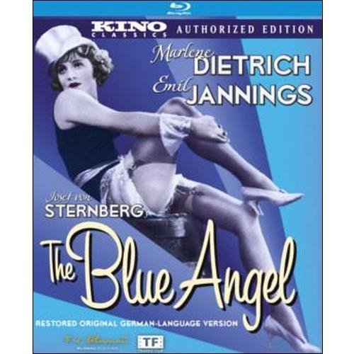 The Blue Angel (1930) (Blu-ray) (Full Frame)