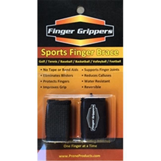 Finger Grippers Sport Finger Brace, Extra Large, Black