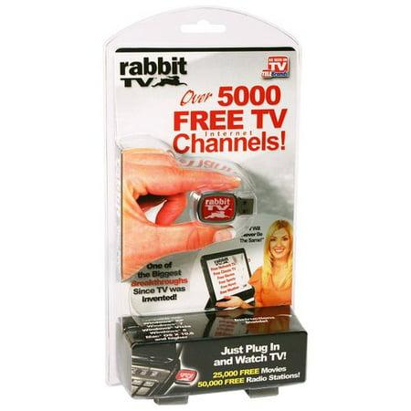 As Seen on TV Rabbit TV Entertainment System