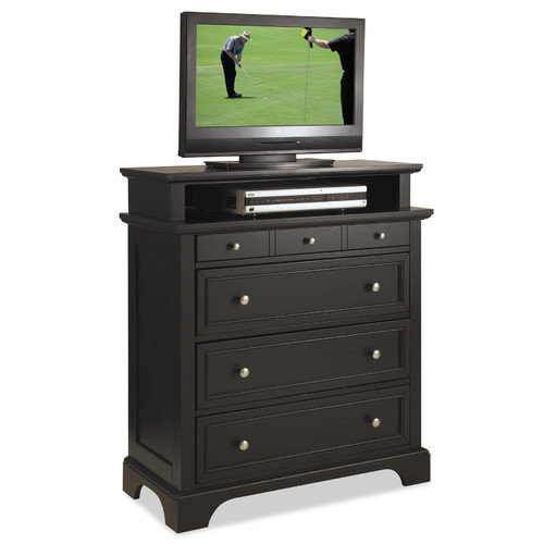 Bedford TV Media Chest (Ebony)