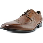 Stacy Adams Melville Men  Square Toe Leather Tan Oxford