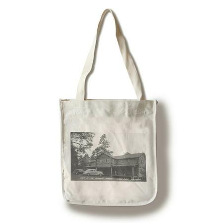 Lake Of The Woods Lodge In Lakeside  Arizona Photograph  100  Cotton Tote Bag   Reusable