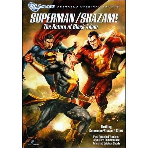 DC Showcase: Superman / Shazam!: The Return Of The Black Adam