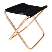 Lightweight Outdoor Fishing Chair Portable Folding Camping Picnic Seat