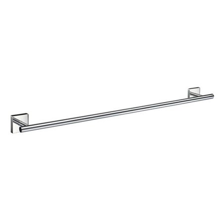 Smedbo House Single Wall Mounted Towel Bar