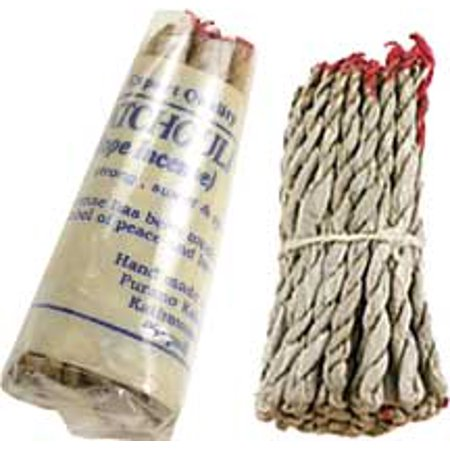 Inspired Rope (Home Fragrance Incense Rope Patchouli Inspire Attract Love Traditional Meditation Tibet Nepal 45 Ropes)