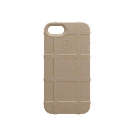 Magpul Industries Field Case, iPhone 7/8, Flat Dark (Magpul Moe Milspec Stock Flat Dark Earth)