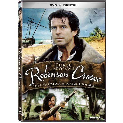 Robinson Crusoe: The Greatest Adventure Of Them All (DVD + Digital Copy)