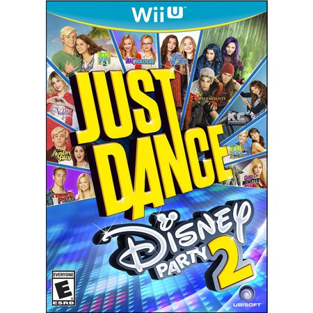 Just Dance Disney Party 2 Video Game: Wii U Standard Edition