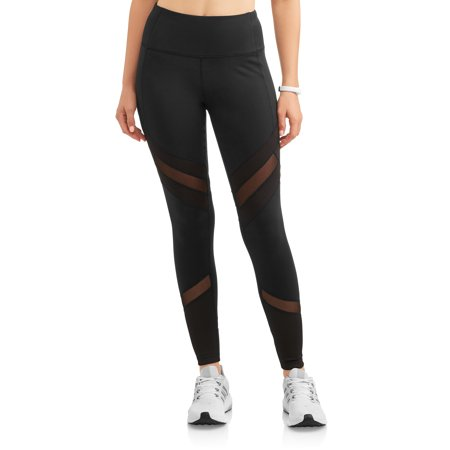 03f5a5662340ed Avia Women's Core Flex Tech High Rise Compression Leggings With ...