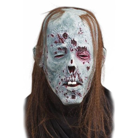 Decay Adult Costume Latex Mask - Foam Latex Mask