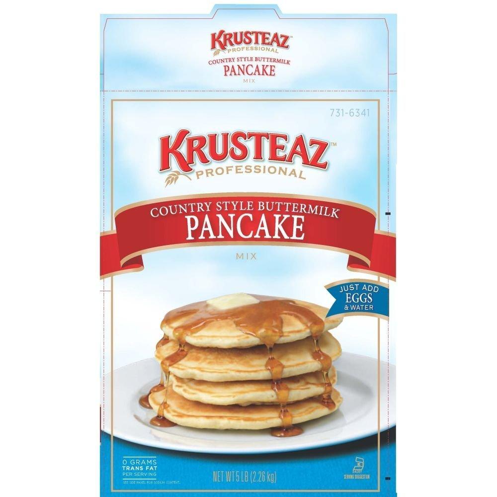 6 PACKS : Continental Mills Krusteaz Buttermilk Pancake M...