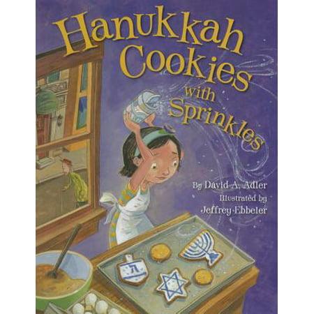 Hanukkah Cookies with
