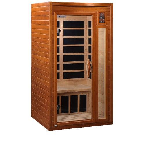 Dynamic Far Infrared Sauna by Golden Designs - Barcelona Edition