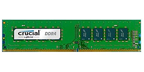 Crucial Ddr4 Server Memory - 4 Gb - Ddr4 Sdram - 1.20 V - Ecc - Registered - 288-pin - Dimm (ct4g4rfs8213)