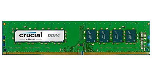 Crucial Ddr4 Server Memory - 4 Gb - Ddr4 Sdram - 1.20 V - Ecc - Registered - 288-pin - Dimm (ct4g4rfs8213)