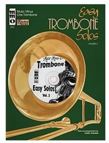Easy Trombone Solos Student by TRADITIONS (GENERIC)