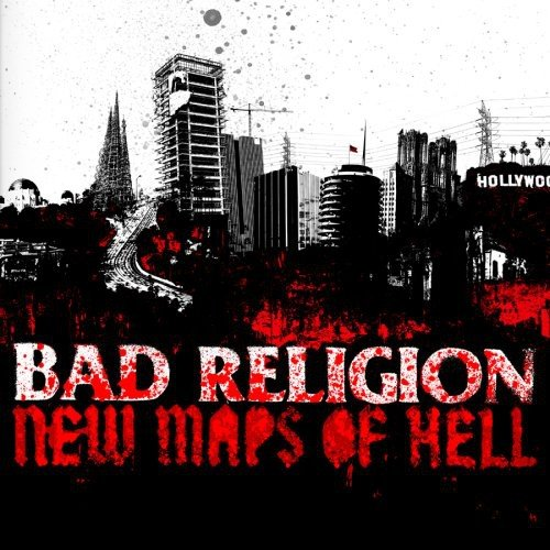 Bad Religion - New Maps of Hell [Vinyl]
