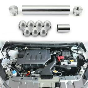 "Billet Aluminum Low Profile For Napa 4003 WIX 24003 Fuel Filter 1//2-28/"" 1//2/"" VU"