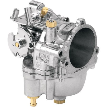 S&S Cycle Super E Shorty Carburetor Only    11-0420 (Super Carburetor)
