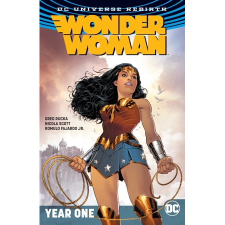 Wonder Woman Vol. 2: Year One (Rebirth) (Wonder Woman Vol 2 Year One Rebirth)