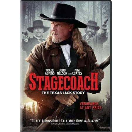 Stagecoach: The Texas Jack Story (DVD) - Halloween City Irving Texas