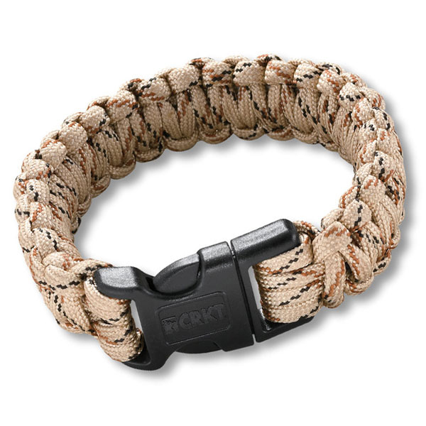 Click here to buy Columbia River Knife and Tool Onion Survival Para-Saw Barcelet, L, Tan by Columbia River Knife & Tool.