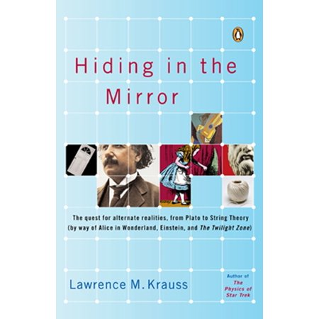 Hiding in the Mirror : The Quest for Alternate Realities, from Plato to String Theory (by way of Alicei n Wonderland, Einstein, and The Twilight (Best Way To Hide Money From Creditors)