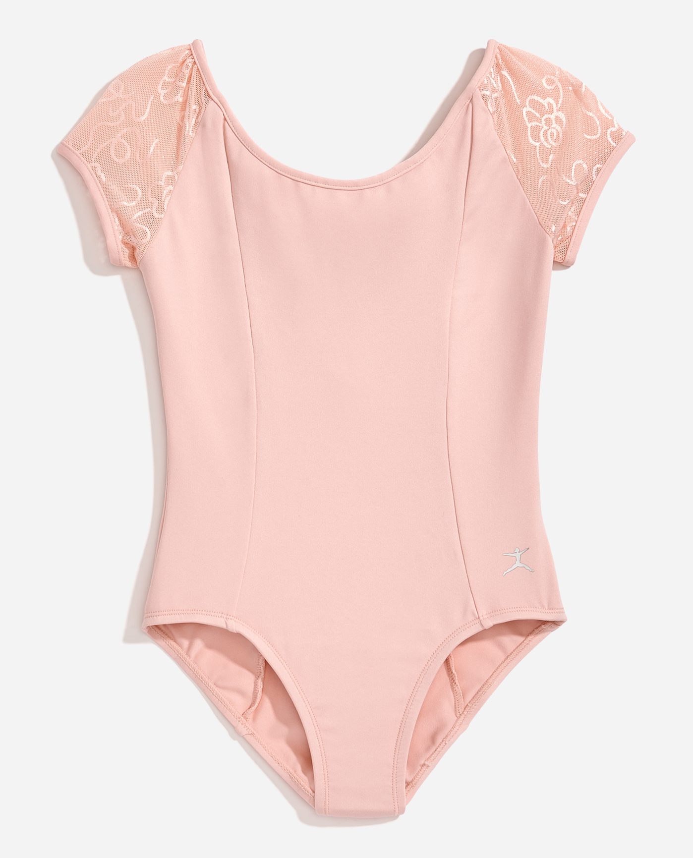 Girl's Cap Sleeve Leotard