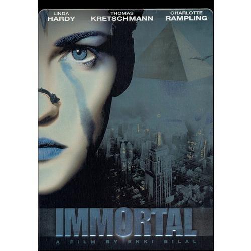 Immortal (Steelbook Packaging)
