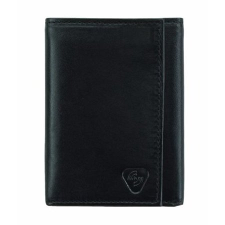 Lewis Leather - Lewis N. Clark Rfid Leather Tri-Fold Wallet