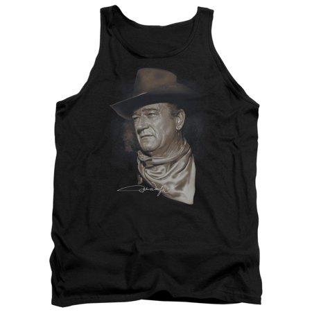 - John Wayne The Duke Mens Tank Top Shirt