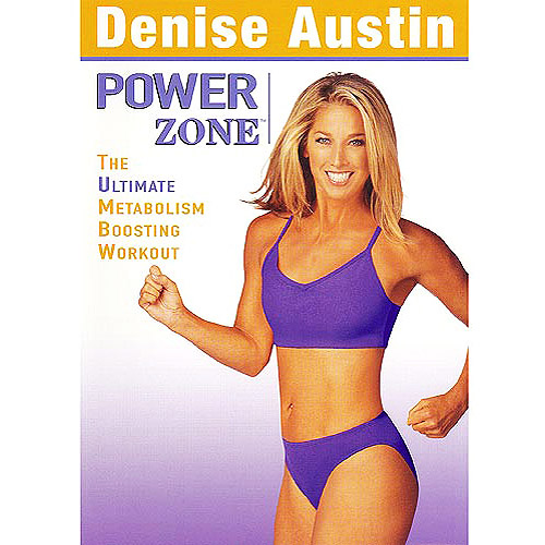 Denise Austin: Power Zone - The Ultimate Metabolism Boosting Workout (Full Frame)