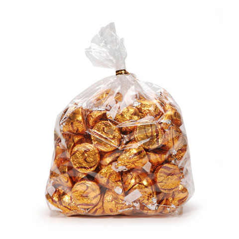 Treat Bag Clear 4X9In 60Pc