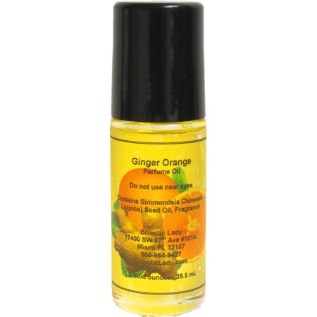 Ginger Orange Perfume Oil, Large