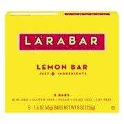 Larabar, Lemon Bar, 5 Ct, 8 Oz