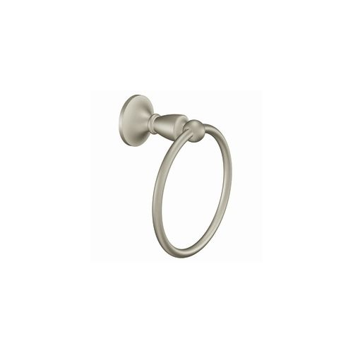 Moen DN8286 Towel Ring from the Wembley Collection by Moen