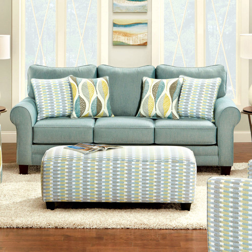 Hokku Designs Primavera Upholstered Sofa